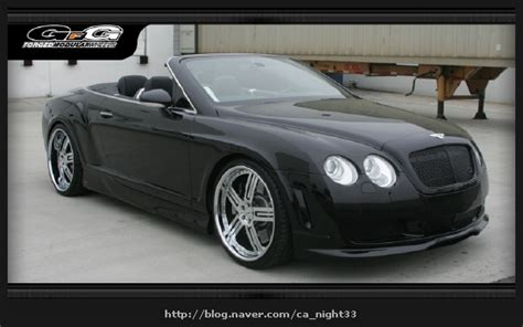 bentley blacked out wheels and bodykit for a black bentley gt selling my