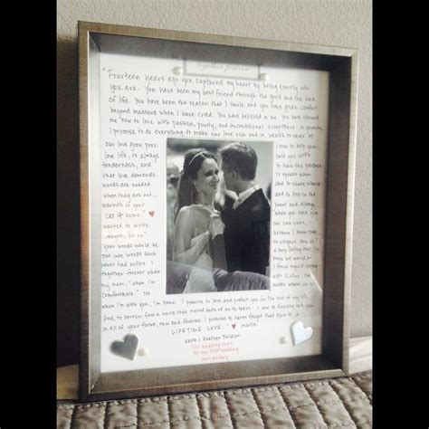 1st year wedding anniversary gifts for her first year wedding anniversary gift ideas for him