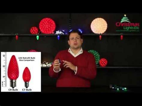 christmas light decorating ideas c7 christmas lights vs