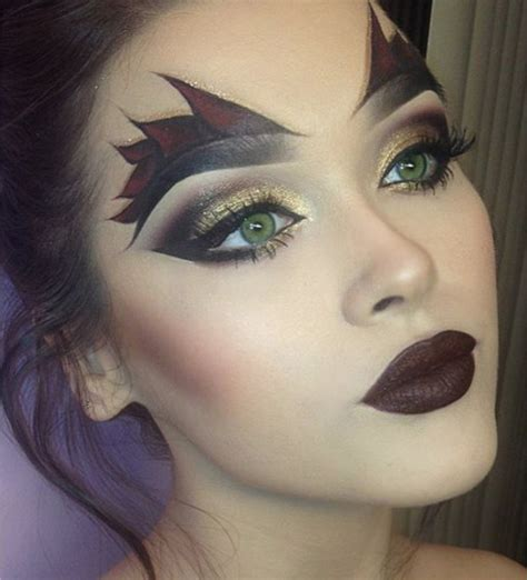 halloween makeup ideas   blow  mind