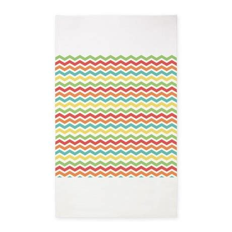 colorful chevron rug colorful chevron stripes 3 x5 area rug by clipartmegamart