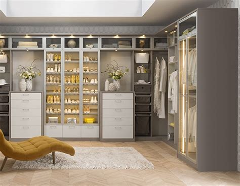 California Walk In Closet by California Closets Makes New Home In Current In