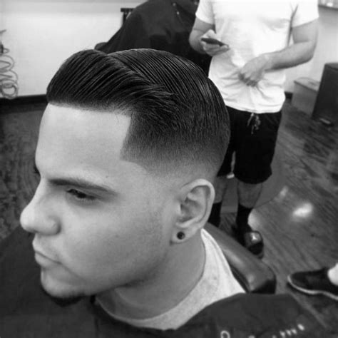 where to get combover fade in cin comb over fade haircut for men 40 masculine hairstyles