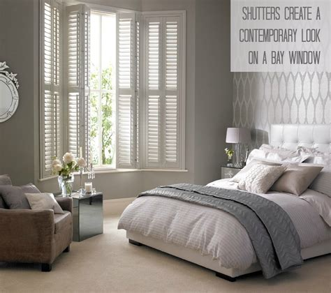 Shutter Blinds For Windows Decor 3 Ways With Contemporary Window Blinds Chic Living