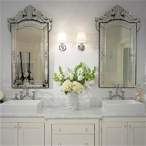Bathroom Vanity Mirror Placement Dual Sinks And Dual Mirrors But Light Placement