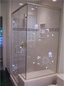 shower door stickers etched glass vinyl shower doors bubbles decal stickers