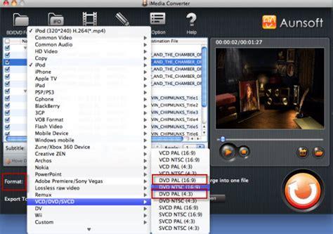 format dvd convert pal dvd to ntsc dvd convert ntsc dvd to pal dvd
