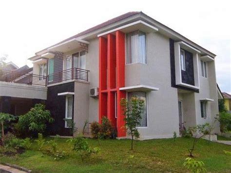 pilihan warna cat rumah minimalis terbaik  rumah