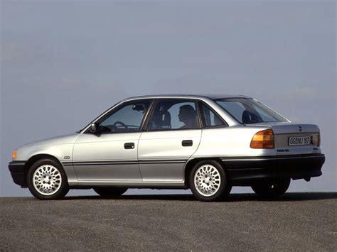 Opel Astra F by Opel Astra F 1 7 Td 68 Hp