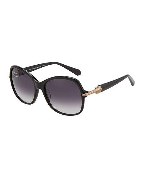 Square Oversized Sunglasses Black oversized sunglasses