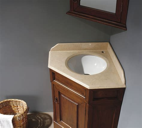 corner sink and vanity corner bathroom vanity units for your bath storage