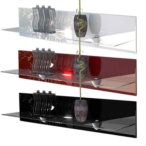 etagere 98 cm etag 232 re laqu 233 e m 251 re en bois et verre 98 cm avec led pour