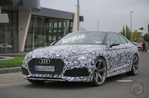 next generation audi rs5 next audi rs5 coupe in production bodywork