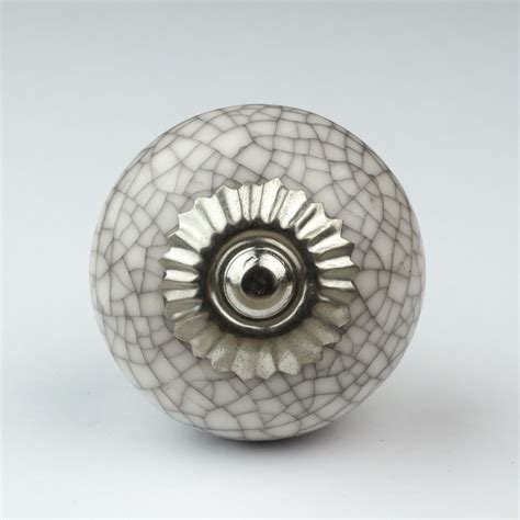 Kitchen Cabinet Knobs And Handles black white silver grey ceramic door knobs handles