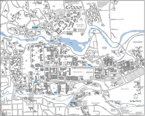 cornell cus map cornell map cornell mappery