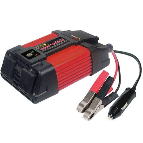 superex 400 watt power inverter lowe s canada