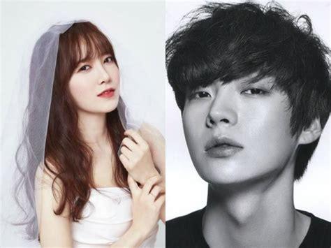 goo hye sun married n goo hyesun ahn jaehyun officially married kpop