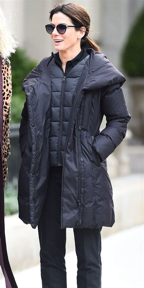black jacket celebrity where to buy the puffer jackets celebrities love instyle