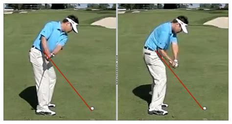 elbows in golf swing elbow position and its effects on the downswing swing