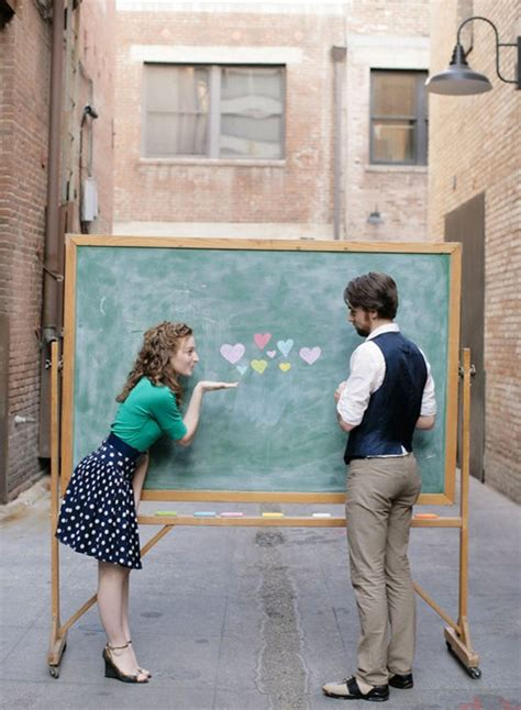 13 different types of engagement photo props