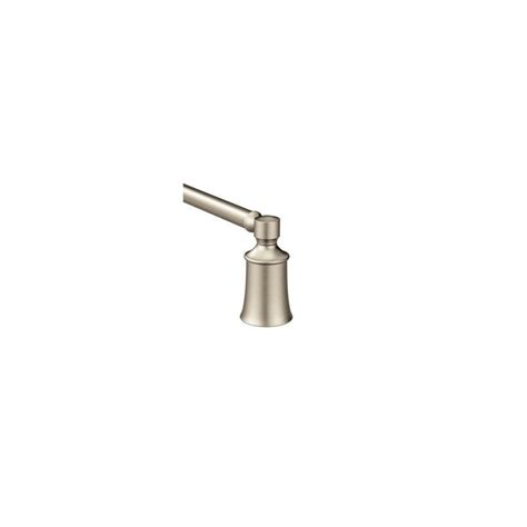 moen brushed nickel kitchen faucet faucet yb2118bn in brushed nickel by moen