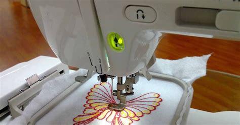 Benang Bordir Komputer machine embroidery mesin bordir manual dan komputer