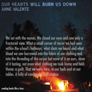 burn homecoming hearts books book review our hearts will burn us by valente