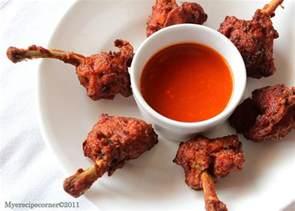 Chicken Lollipop Chicken Lollipop Recipe Dishmaps