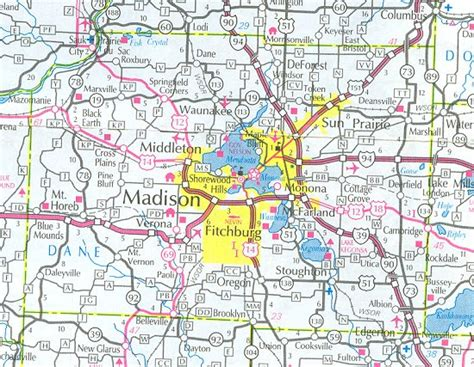 Bed And Breakfast Madison Wi Dane County Map Wisconsin Wisconsin Hotels Motels