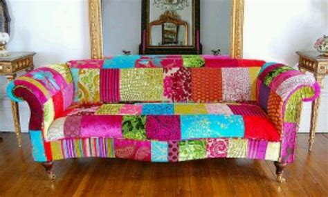 Sofa Patchwork - patchwork sofa villa wishes
