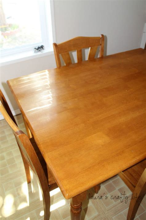 Clean Kitchen Table day 14 clean kitchen table and chairs s crafty