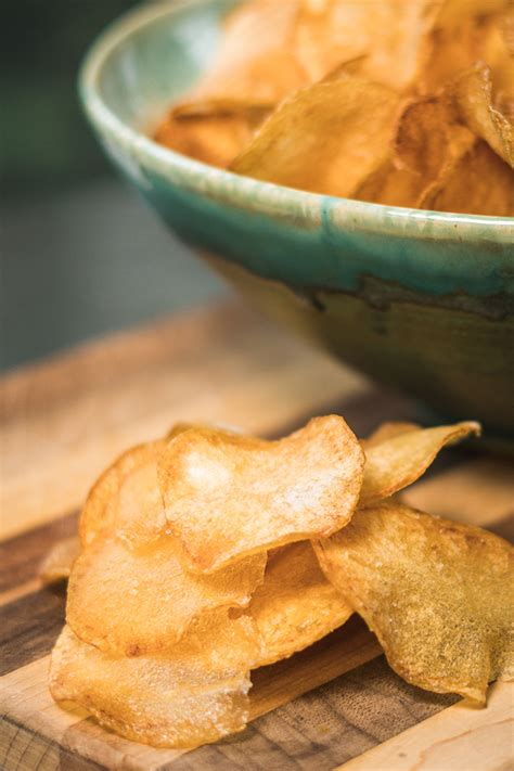 Handmade Chips - best potato chips the cookful