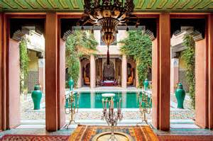 Mediterranean Style Mansions countess marta marzotto in her moroccan home wsj
