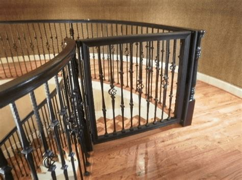 safety gate for stairs with banister precious baby protectors child gates in houston tx
