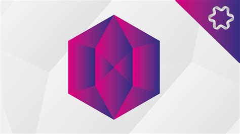 tutorial illustrator polygon illustrator tutorial simple lowpoly logo design in