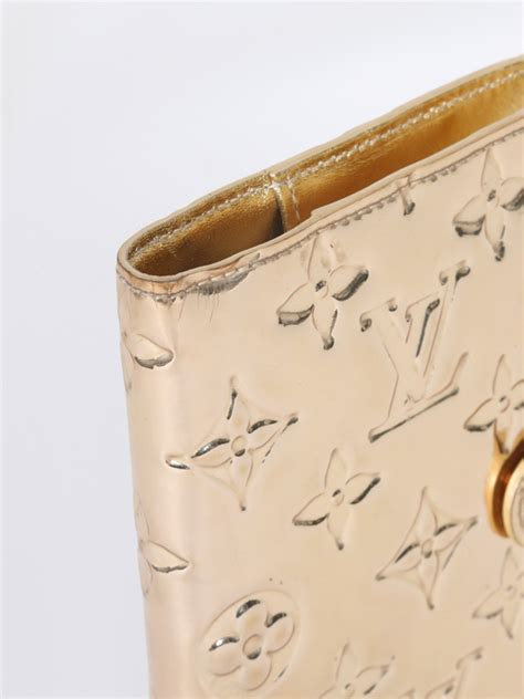 Be Honest Do You Or The Lv Miroir by Louis Vuitton Agenda Pm Miroir Gold Luxury Bags