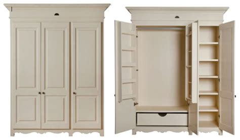 Free Standing Wardrobe by Introducing Milestone Kitchens Free Standing Wardrobes The 3 Door Wardrobe These Images Show
