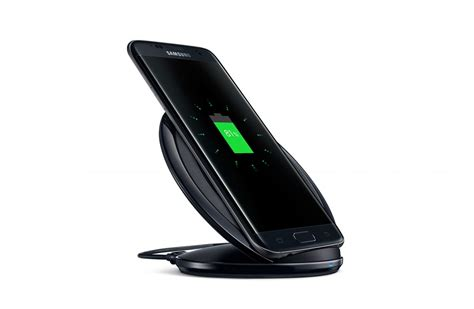 Wireles Wireless Charger Samsung Galaxy S7 Edge S6 Note 5 Original Oem fast wireless charger pad with stand for samsung galaxy s7