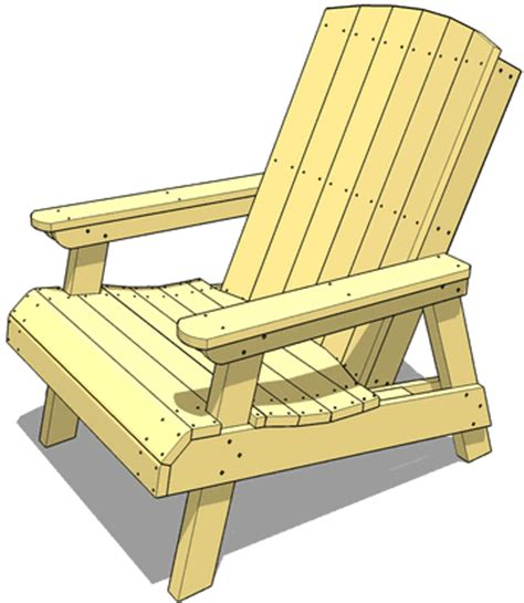 Wood Lawn Chairs Plans by Lawn Chair Plans For Sale