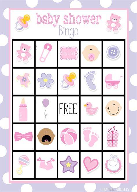 Baby Shower Print Out by Baby Shower Bingo Cards Baby Shower Ideas