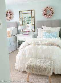 Ballard Designs Drapes girl bedroom makeover resource list four generations one