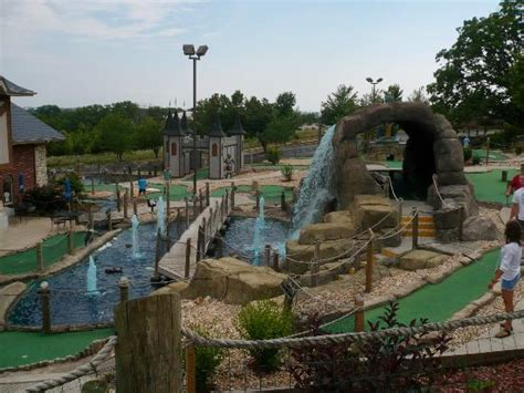 Greatest Adventures Miniature Golf (Branson, MO): Hours, Address, Game & Entertainment Center