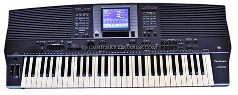 Keyboard Technics Sx Kn 2600 technics keyboards technics kn1600
