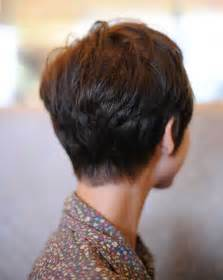 short layered hairstyles back of head gallery