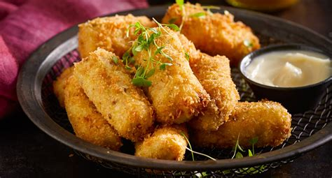 cheese croquettes recipe  homes  gardens