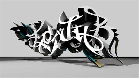 gambar grafiti keren  wallpaper  foto grafiti
