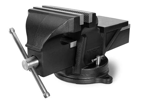 8 inch bench vise tekton 8 inch swivel bench vise 54008