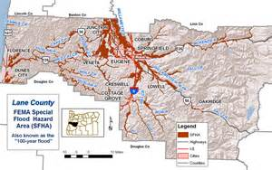 oregon flood maps partners