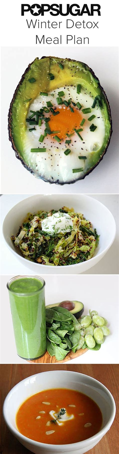 Winter Detox Recipes by Detox With A Day Of Clean Winter Recipes Cabbages
