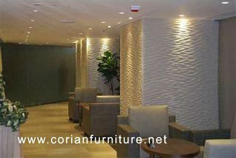 Corian 3d Panels by Interior Dezine Freaks